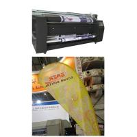 Wholesale Polyester Fabric Colorful Digital Printing Machinery CMYK 2.3m Width from china suppliers