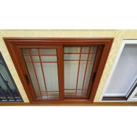 Wholesale Double Panels Aluminium Glass Window Villa Interior Bedroom Air Insulation from china suppliers