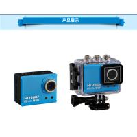 Wholesale AT200 Action Camera Gopro Hero 3 Style 1080P Waterproof Wi-fi HD Camcorder Watch Remote Control 50 Meters Diving Camera from china suppliers