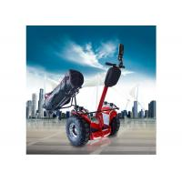 Wholesale 4000W motor segway style scooter with big gearbox balance scooter from china suppliers