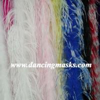China Ostrich Feather Boas on sale