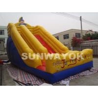 Wholesale Full Digital Printed Commercial kids Inflatable Slide For Amusement Park from china suppliers
