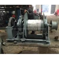 Quality Mooring Hydraulic Marine Winch ship windlass marine winches for sale