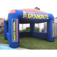 Buy cheap Printable Party Inflatable Air Tent Car Parking / Customized lightweight inflatable Tent from wholesalers