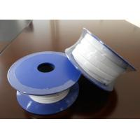 Wholesale Smooth Expanded PTFE Gasket Tape / One Side Adhesive Teflon Sealing Tape from china suppliers