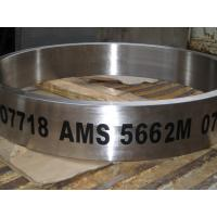 Quality AMS 5662M UNS N07718 / Inconel 718 Nickel Alloy Corrosion and Heat-Resistant Ring for sale