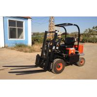 Wholesale 1000kg mini forklift with diesel system for sale from china suppliers