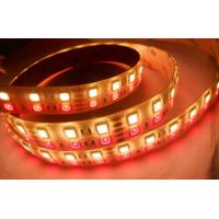 Wholesale Orange Waterproof RGBW LED Strip light 5050 SMD Double Line , 3 years warranty from china suppliers