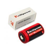 Wholesale Brillipower IMR18350 900MAH BATTERY TIP TOP from china suppliers