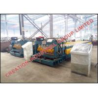 Wholesale Automatic Corrugated Iron Roofing Tile Sheet Making Machine, Metal Building Material Equipment from china suppliers