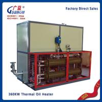 Wholesale hot Press machine 130kw thermal heating oil from china suppliers