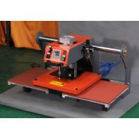 Wholesale Double Staion Flatbed Pneumatic Heat Transfer Machine 60*70cm from china suppliers