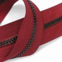 Wholesale Metal Zipper with Slider, Customized Lengths and Specifications are Accepted from china suppliers