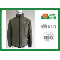 Wholesale Breathable Outdoor Fleece Hunting Clothing , Men Windproof Fleece Jacket from china suppliers