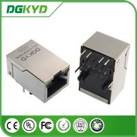 Wholesale Tap Up 10 / 100 / 1000 Base POE RJ45 Connector with Transformer for  Router from china suppliers