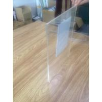 Wholesale Clear Wall Mounted Acrylic Poster Frame Double Layers Acrylic Photo Frame from china suppliers