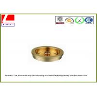 Wholesale Sandblasting And Nickel Plating Copper Cnc Turning Brass Machined Components from china suppliers