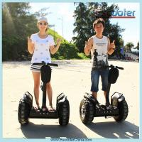 Wholesale Electric chariot balance scooter for personal vehicle from china suppliers