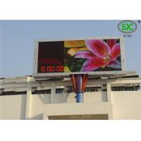 Wholesale High Refresh Frequency Electronic Full Color P10 Programmable Outdoor LED Video Display Board from china suppliers