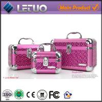 Wholesale LT-MCP0077 online shopping aluminum handbag beauty cosmetic makeup case professional make from china suppliers