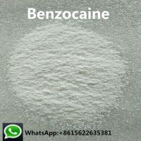 Wholesale Local Anesthetic Powder benzocaine for Pain release CAS 94-09-7 from china suppliers