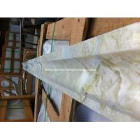 Wholesale Blue Sky Marble Border,Transparent Blue Marble Border from china suppliers