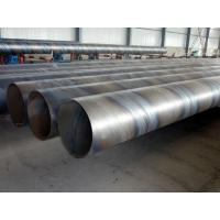 Wholesale ASTM A106 A53/Q235 straight seam steel pipe for fluid from china suppliers
