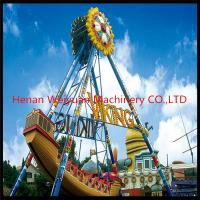 Wholesale exciting theme park outdoor adult equipment 24 seats pirate ship for sale from china suppliers