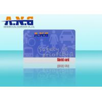 Wholesale Facebook id card shield / HF Rfid Smart Card credit card size from china suppliers