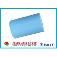 Wholesale Needle Punch Non Woven Fabric Roll Dyeing Finishing Household Use 40~1200GSM from china suppliers