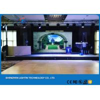 Quality Portable SMD 3528 Rental LED Display , P5 Indoor RGB LED Video Screen for sale