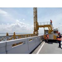 Wholesale High Stability 22m Bridge Inspection Unit rental Volvo 8X4 Electrohydraulic Systems from china suppliers