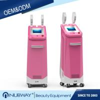 Wholesale 2016 hot sale Nubway E light IPL SHR  three in one unit hair removal  skin rejuvenation machine with CE FDA approval from china suppliers