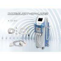Wholesale Multifunctional E-light IPL RF + ND YAG Laser / SHR Permanent Hair Removing Machine from china suppliers