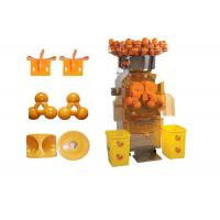 Wholesale High Output Automatic Orange Juicer Extractor With Auto Feed Hopper from china suppliers