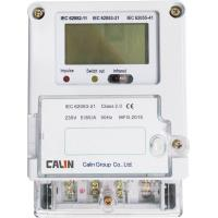 Wholesale 1 Phase Smart  Electric Meter  Plug - In Module Multi - Function For Ami Solutions from china suppliers