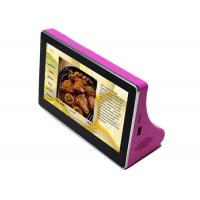 Wholesale Table Top Restaurant Menu Touch Screen Powerful Sound / Big Loudspeaker And Amplifier from china suppliers