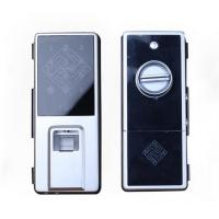Biometric Fingerprint Lock,  Anti-theft Lock with Remote Control and Password Functions