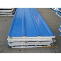 Wholesale Insulation EPS Roof Sandwich Panel 40mm Thickness For Container House from china suppliers