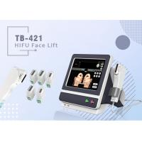 Quality HIFU Face Lifting Machine For Wrinkle Removal , Salon Skin Tightening Machine for sale