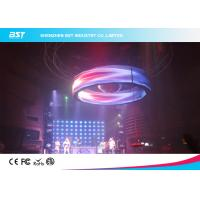 Wholesale Waterproof SMD3528 P7.62 Flexible Led Video Screen For Stage Backdrop from china suppliers