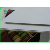 Wholesale grey cardboard puzzle board material  AA grade 0.5mm straw board roll from china suppliers