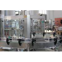 Wholesale SS304 Carbonated Drink Filling Machine / Aseptic Beer Bottle Filler Machine from china suppliers