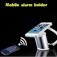 Quality Display stands with alarm for cell phone tablet with charging cord and alarm sensor for sale