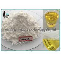 Quality Fat Loss Testosterone Sustanon 250 , High Purity Raw Test Powder CAS 315-37-7 for sale