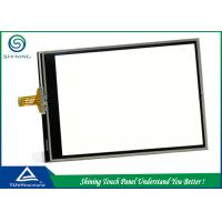 Wholesale Surface Acoustic Wave Touch Screen , Analog Digital Optical Touch Panel from china suppliers