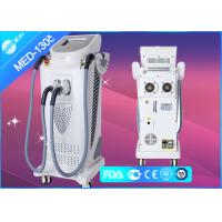 Wholesale Beauty IPL Multi Function Workstation with 2 Lamps in Handpiece for Skin Rejuvenation from china suppliers
