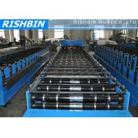 Buy cheap Hydraulic Roof Tile Roll Forming Machine Uncoiler with PLC Controller from wholesalers