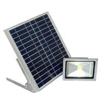 Wholesale Garden Solar Flood Lights  with solar panel , Solar Powered Exterior Flood Lights from china suppliers