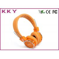 Wholesale 2 Hours Charing Time Bluetooth 3.0 Headset With FM Radio TF Card from china suppliers